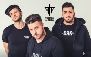 Follow The Flow – SOLD OUT