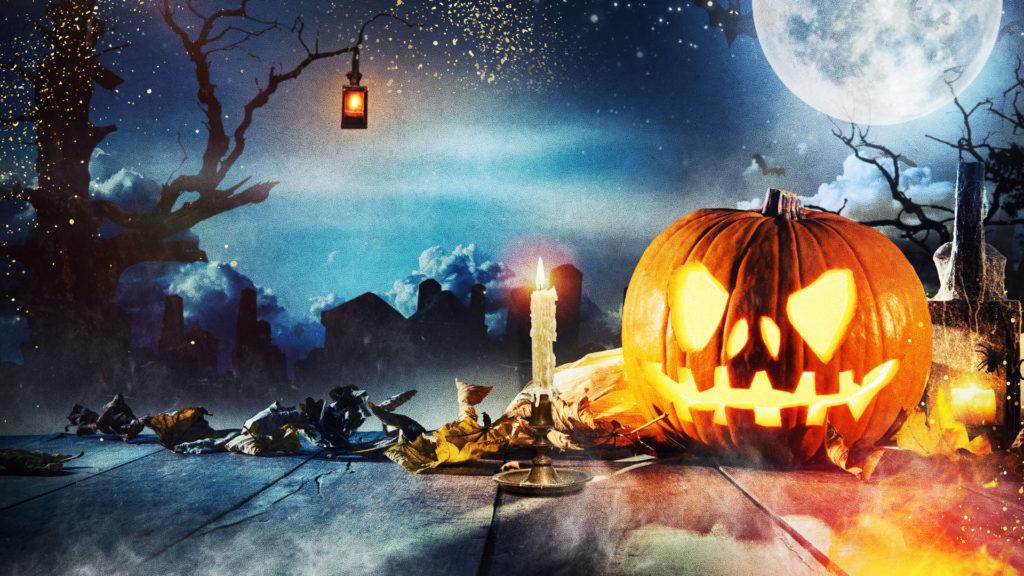 International Halloween Madness by ICT • Akvárium