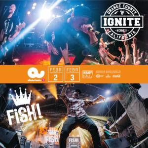 Ignite (US) + Fish! 1. nap