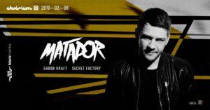 Black Mamba Production pres. Matador