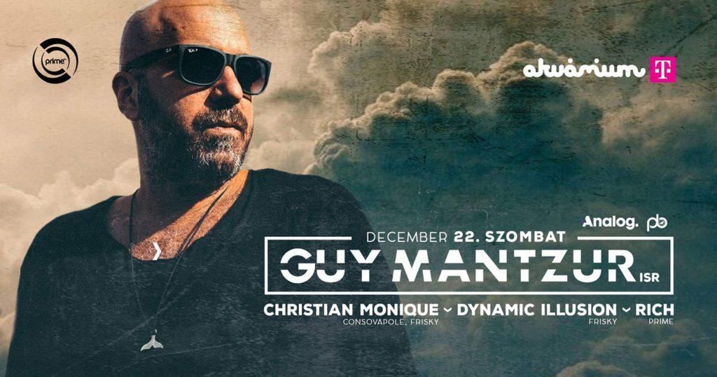 PrimeFM Presents: Guy Mantzur
