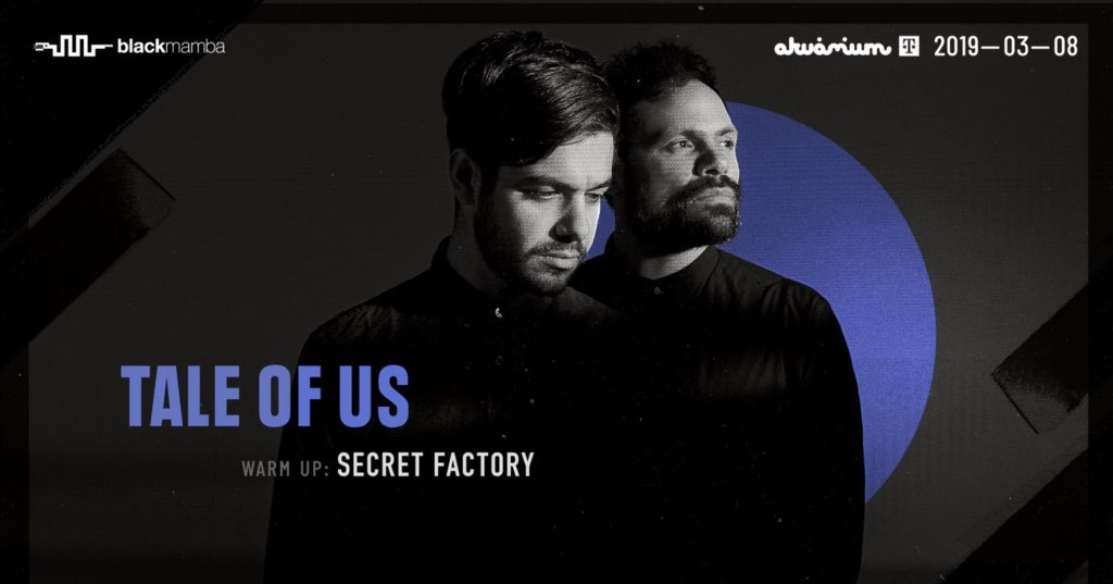 Tale Of Us /3 hrs Set/