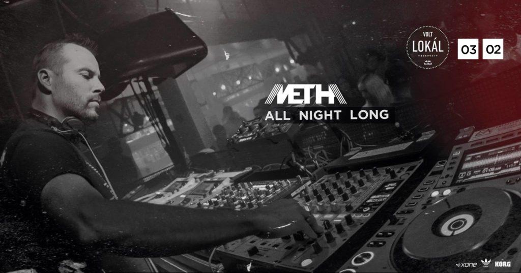Metha / All Night Long