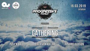 Progressive Family pres. The Gathering
