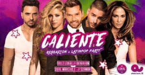 Caliente – Reggaeton + Latinpop