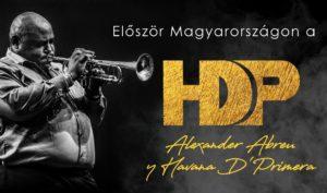 Alexander Abreu y Havana D'Primera
