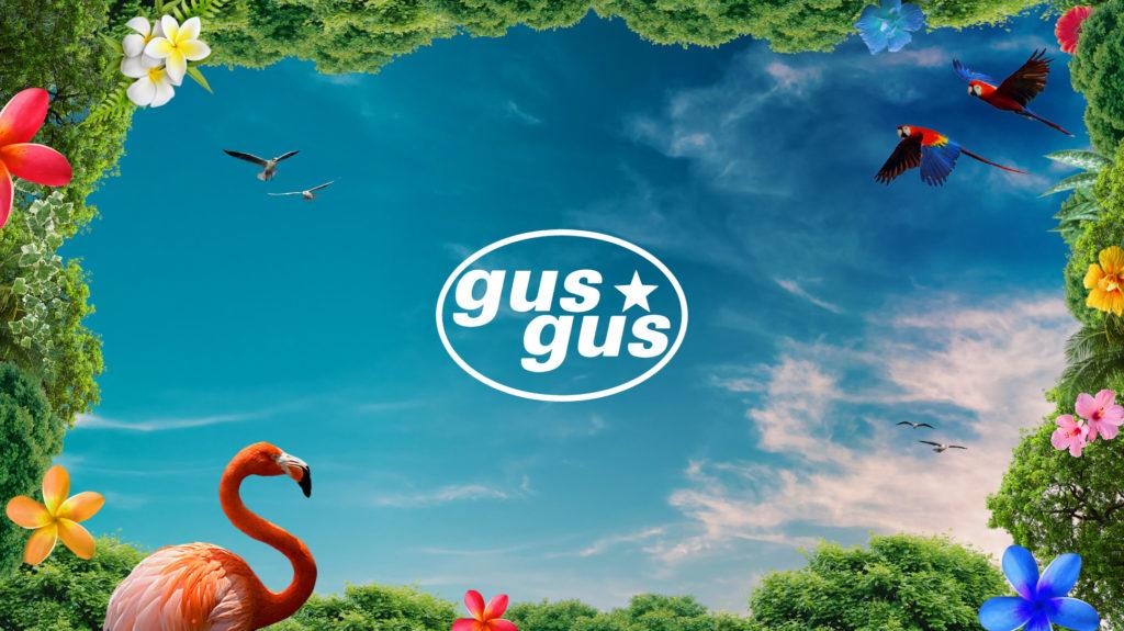 Heineken and Sun & Soda pres.: GusGus