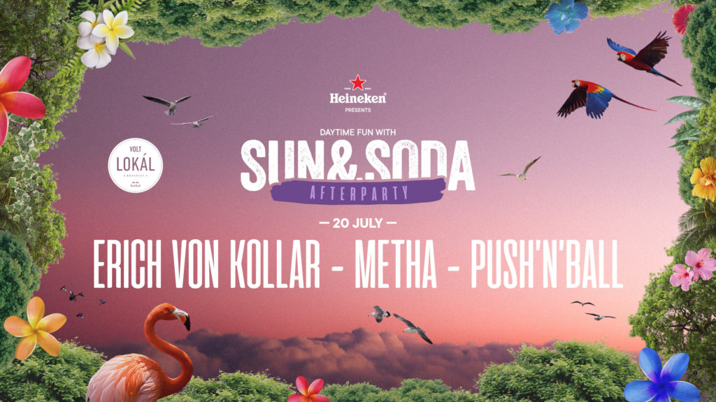 Sun & Soda AfterParty