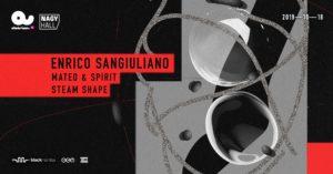 Enrico Sangiuliano /4 hour set/