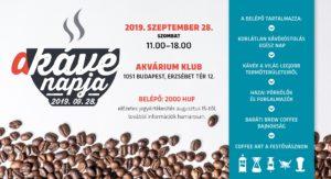 A Kávé Napja 2019
