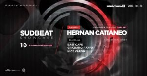 Sudbeat Showcase / Hernan Cattaneo / 7 hrs set / + guests