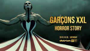 Garçons XXL – Horror Story