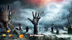 All-International Halloween Madness