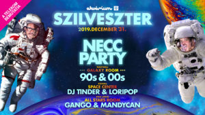 Akvárium NYE Party // NECC Party
