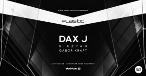 P L A S T I C with DAX J (Extended set)