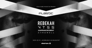 P L A S T I C with Rebekah / VTSS
