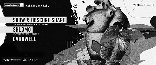 SHDW & Obscure Shape & Shlømo by Vault