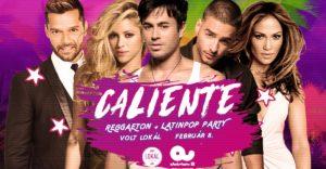 Caliente ★ Reggaeton + Latinpop
