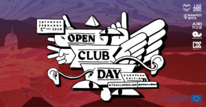 Open Club Day 2020 – Budapest