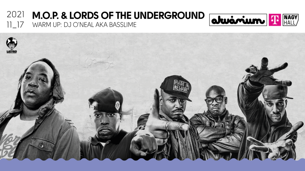 M.O.P. & Lords Of The Underground