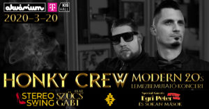 Modern 20's – Electro Swing Party