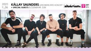 Kállay-Saunders András lemezbemutató koncert