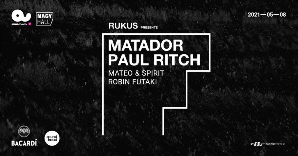 Matador & Paul Ritch by Rukus