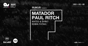 Matador & Paul Ritch by Rukus