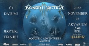 Sonata Arctica – Acoustic Adventures 2022