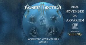 Sonata Arctica – Acoustic Adventures 2021