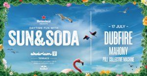 Sun & Soda 2021 w/ Dubfire