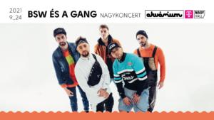 BSW és a GANG – Nagykoncert
