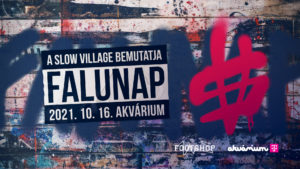 A Slow Village bemutatja: Falunap