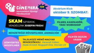 4. Cinemira TEEN Ifjúsági Filmfesztivál