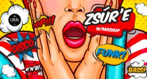 ZSÚR'E – 2000's party all night long